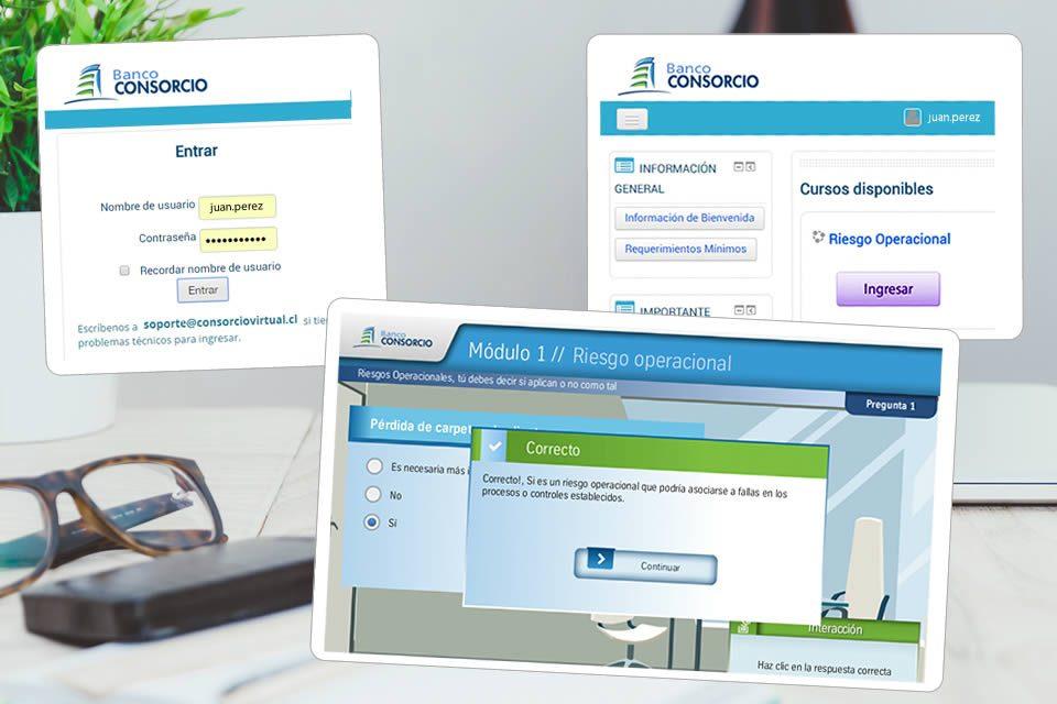 e-learning consorcio